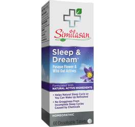 Sleep and Dream Tablets