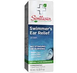 swimmers ear relief ear drops